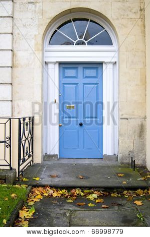 Townhouse Door