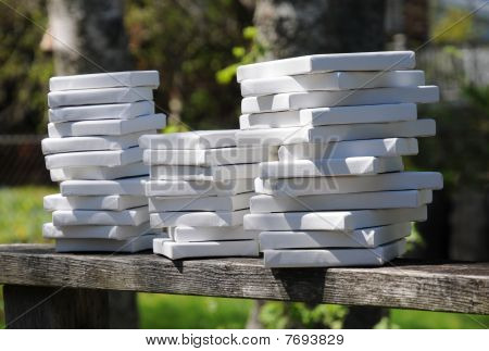 Stacked Canvas
