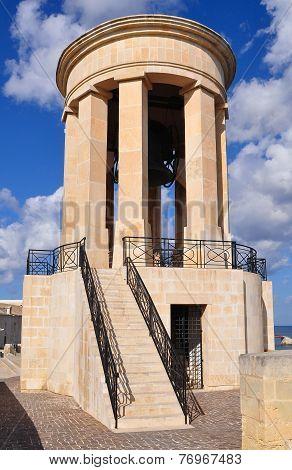 war memorial,Malta