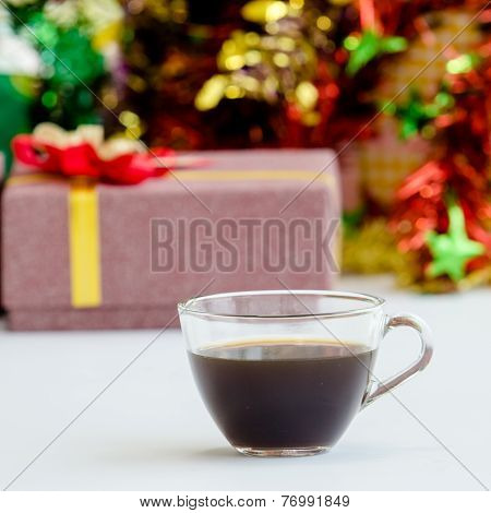 Coffee Cup With Gift Boxs