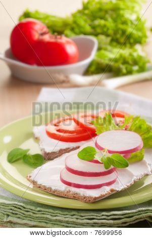 Ciabatta Sandwiches