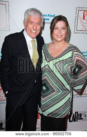 LOS ANGELES - MAR 29:  Dick Van Dyke, Arlene Silver at the 28th Annual Gypsy Awards Luncheon at the Beverly Hilton Hotel on March 29, 2015 in Beverly Hills, CA