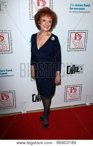 LOS ANGELES - MAR 29:  Elaine DuPont at the 28th Annual Gypsy Awards Luncheon at the Beverly Hilton Hotel on March 29, 2015 in Beverly Hills, CA