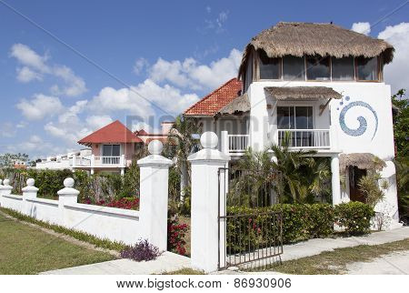 Living On Cozumel Island