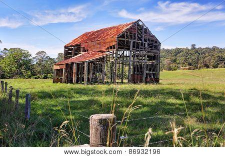 Ramshackle Rustic Glory- The Old Barn South Durras Benandarah