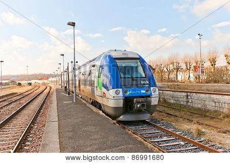 Regional Train Sncf Bombardier 82500