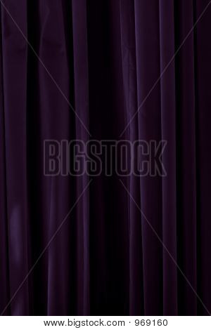 Violet Drapes