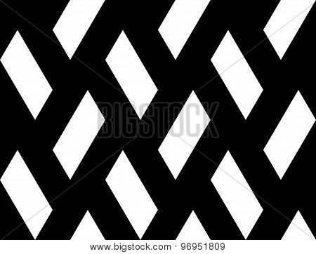 Design Seamless Quadrangle Geometric Pattern