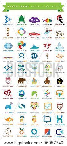 Ready-made Logo Templates.eps