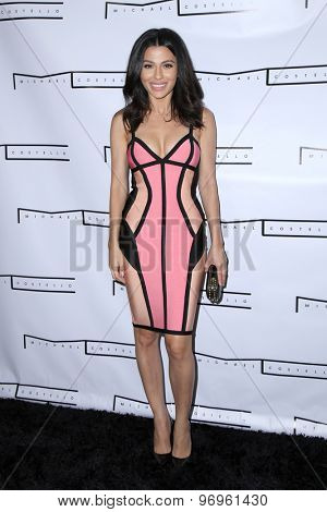 LOS ANGELES - JUL 23:  Teni Panosian at the Michael Costello And Style PR Capsule Collection Launch Party  at the Private Location on July 23, 2015 in Los Angeles, CA