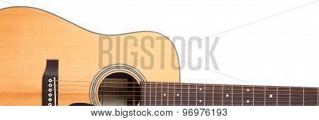 Classic Shape Western Acoustic Guitar