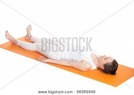 Yoga Corpse Pose