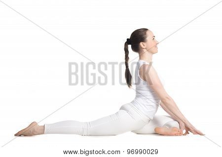 Swan Pose