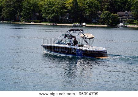 Mastercraft X-15 Ski Boat