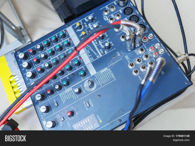 DJ Mixer Sound Effects Image & Photo (Free Trial) | Bigstock