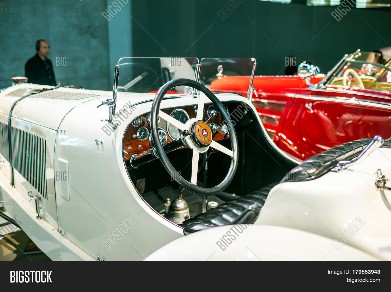 Interior mercedes benz museum image photo bigstock for Interio stuttgart