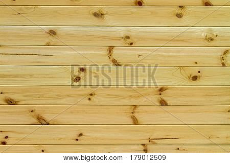 Image of a wooden background of lining boards