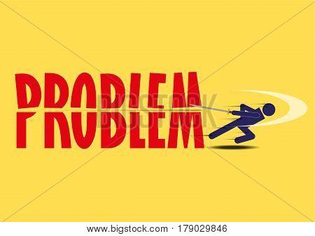 Conceptual Business Problem Solving Designed as Sign & Symbol