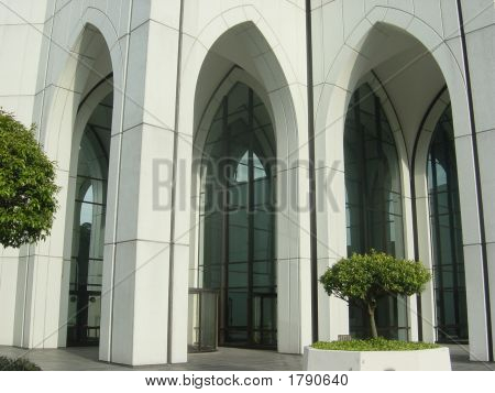 Islamic Architecture-Three Arches