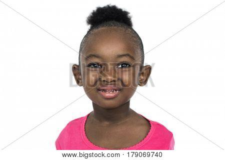 Little Girl Kid Adorable Cute Portrait Concept