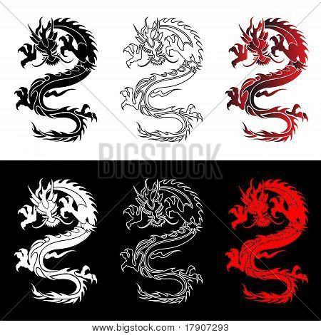 Chinese Dragons.