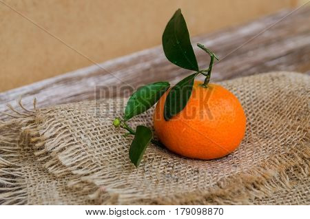 Mandarin Background
