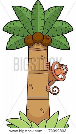 Cartoon Proboscis Tree
