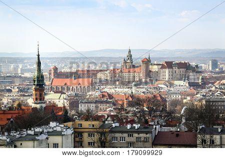 Krakow City, Poland