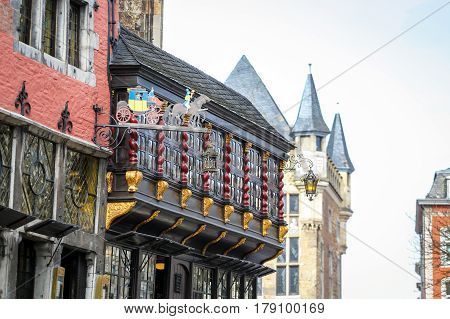 Aachen City Center, Germany