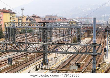 Tracks In Trento