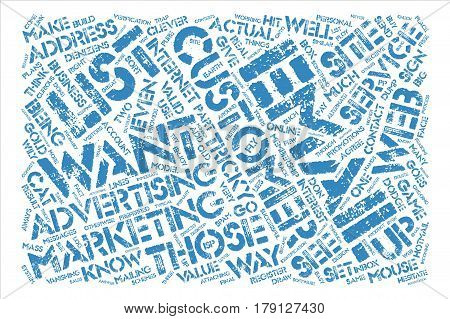 Those Tricky Customers Word Cloud Concept Text Background
