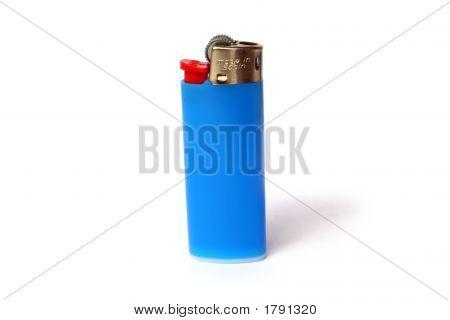 Blue Lighter 2