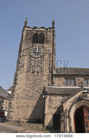 Sixteenth Century Church Tower