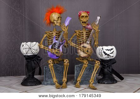 Skeleton Rock