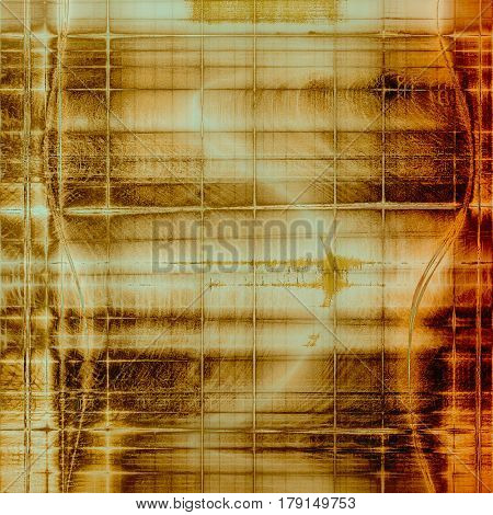 Colorful abstract retro background, aged vintage texture. With different color patterns: yellow (beige); brown; gray; red (orange); white