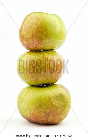 Tower Of Apples