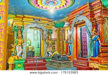The Hinduism In Sri Lanka