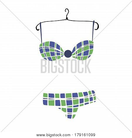 underwear vector lingerie lace illustration female fashion