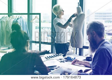 Fashion Designer Mannequin Measurement Working