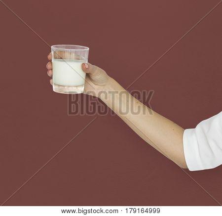 Milk Drink Fresh Nutrient Calcium Dairy