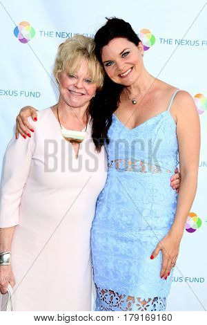 LOS ANGELES - MAR 25:  Marie Tom, Heather Tom at the Night of Cocktail and Virtual Reality benefiting The Nexus Fund at Private Residence on March 25, 2017 in Glendale, CA
