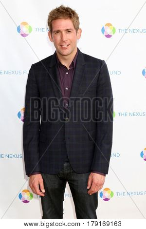 LOS ANGELES - MAR 25:  Eric Szmanda at the Night of Cocktail and Virtual Reality benefiting The Nexus Fund at Private Residence on March 25, 2017 in Glendale, CA