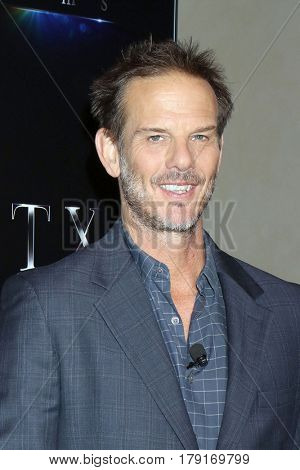 LOS ANGELES - MAR 28:  Peter Berg at the STX CinemaCon Photocall at the Caesars Palace on March 28, 2017 in Las Vegas, CA