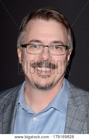 LOS ANGELES - MAR 28:  Vince Gilligan at the