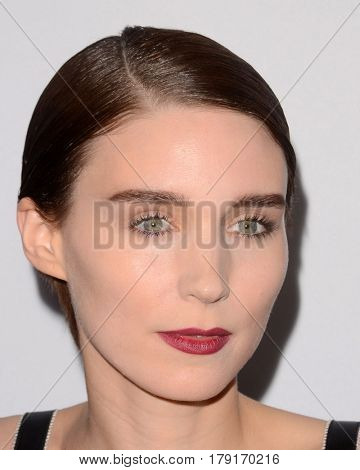 LOS ANGELES - MAR 29:  Rooney Mara at the Premiere Of Netflix's