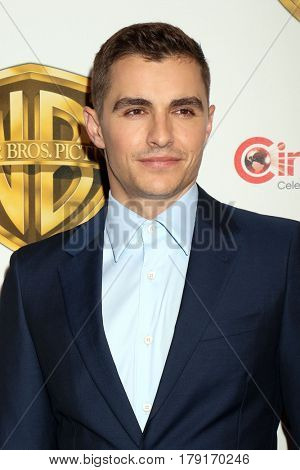 LAS VEGAS - MAR 29:  Dave Franco at the Warner Bros CinemaCon Photocall at the Caesars Palace on March 29, 2017 in Las Vegas, NV