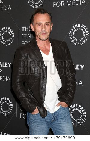 LOS ANGELES - MAR 29:  Robert Knepper at the