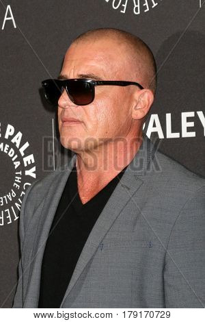 LOS ANGELES - MAR 29:  Dominic Purcell at the
