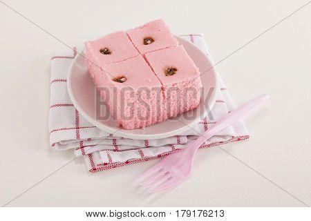 Sweet Thai Sali Cake
