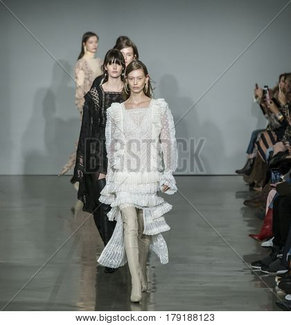 Zimmermann - Fall 2017 Collection